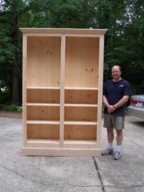 Fine Woodworking 18 Bookcase Plans Collection Shield