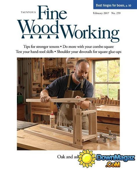 Fine Woodworking 2017 Torrent