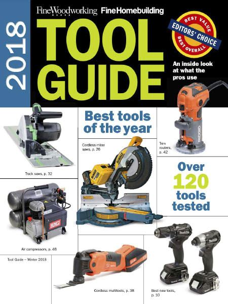 Fine Woodworking 2019 Tool Guide