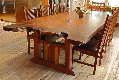 Fine Woodworking Craftsman Dining Table