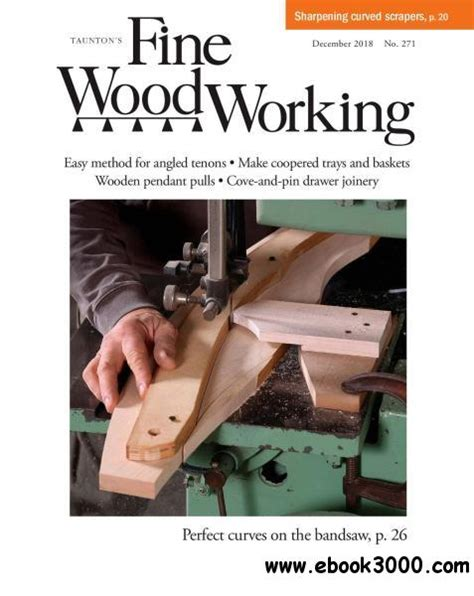 Fine Woodworking December 2011