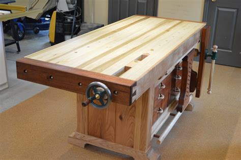 Fine Woodworking Getting Started Workbench