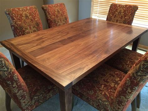 Fine Woodworking Kitchen Table Plans