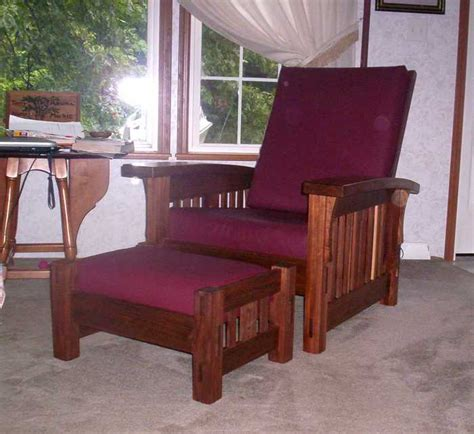 Fine Woodworking Magazine Morris Chair