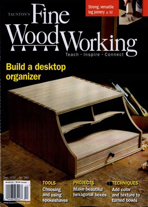 Fine Woodworking Magazine Uk Subscription