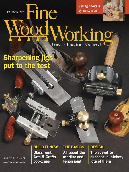 Fine Woodworking Sweepstakes 2019