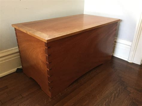 Fine Woodworking Toy Chest