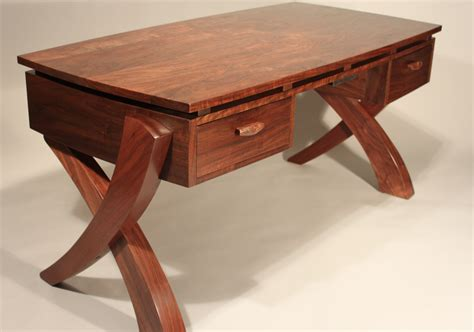 Fine Woodworking Writing Desk