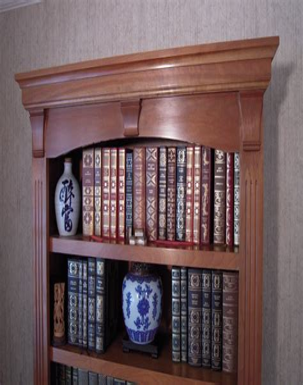 Fine-Woodworking-Cherry-Bookcase
