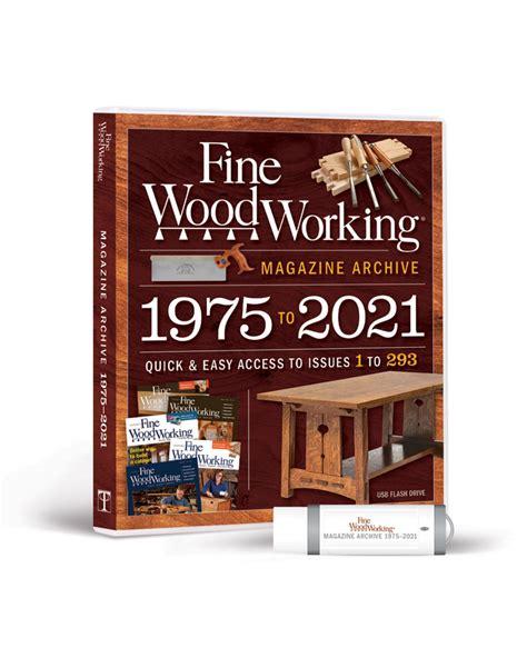 Fine-Woodworking-Digital-Archive