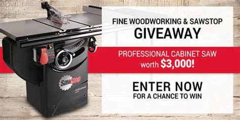 Fine-Woodworking-Giveaway-2018