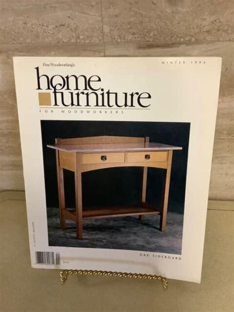 Fine-Woodworking-Home-Furniture-Magazine