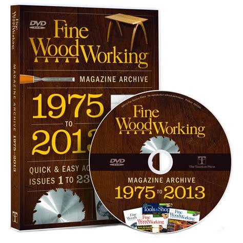 Fine-Woodworking-Magazine-Archive-Dvd