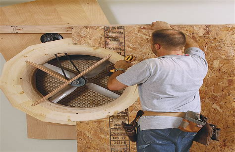 Fine-Woodworking-Spray-Booth