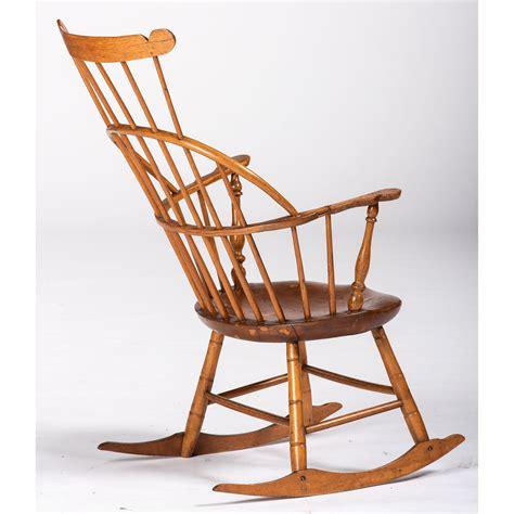 Fine-Woodworking-Windsor-Rocking-Chair