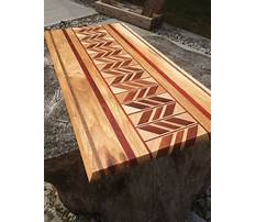 Best Fine woodworking cutting board video