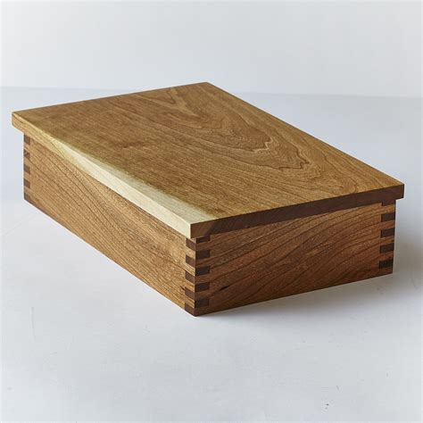 Finger Joints Woodworking Projects Small Sheth