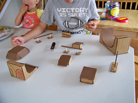 Fingerboard Diy Wood Obstacles Are Those Frightful Things