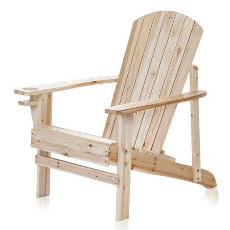 Fir-Wood-Adirondack-Chair