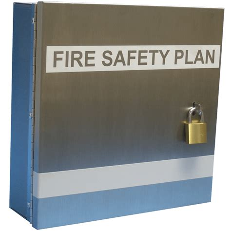 Fire Safety Plan Box Mississauga
