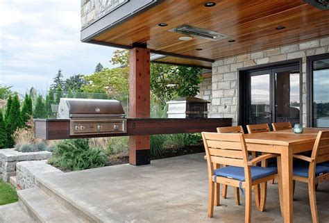 Fire Wood Built In Diy