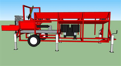 Fire-Wood-Processor-Plans