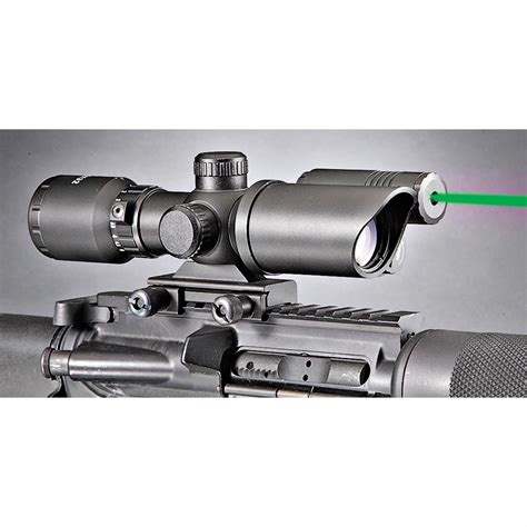 Firefield 1 55x Rifle Scope With Green Laser And Good Affordable Air Rifle Scope