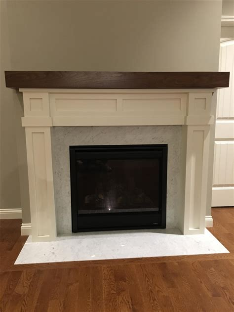 Fireplace Mantels And Surround Plans