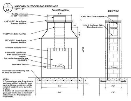 Fireplace Plans Free