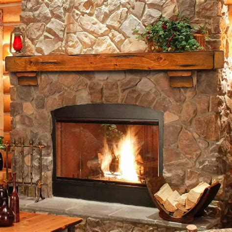 Fireplace Surround Distance