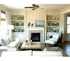 Best Fireplace and bookshelves designs