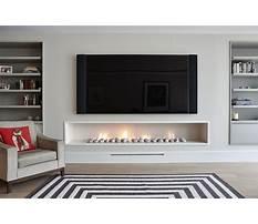 Best Fireplace cabinet design