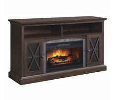 Best Fireplace entertainment centers at menards