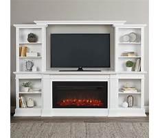 Best Fireplaces entertainment centers