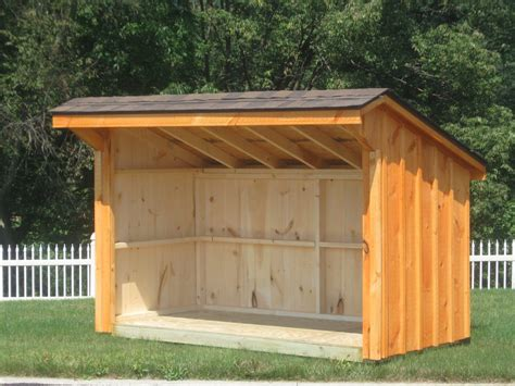 Firewood Storage Shed Plans A Simple Solution Answering Service