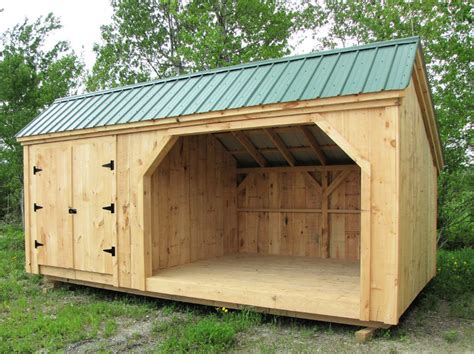 Firewood Storage Shed Plans With Doors