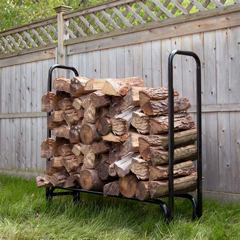 Firewood-Log-Rack