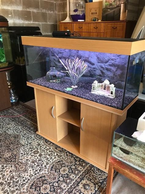 Fish Tank Stand 4ft To Cm To Mm