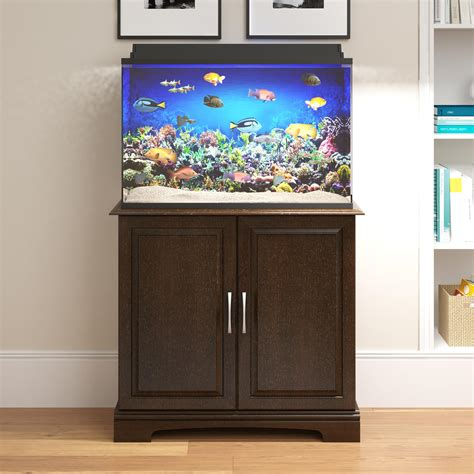 Fish Tank Stand Buildsite