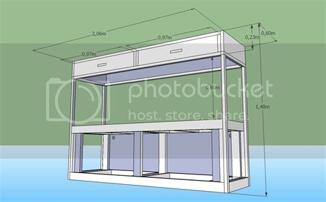Fish Tank Stand Design Software