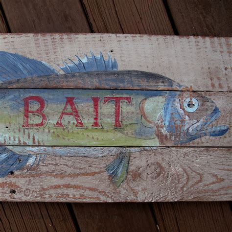 Fish Wood Diy Signs