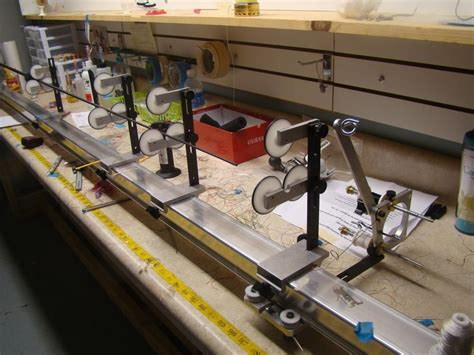 Fishing Rod Wrapping Machine Plans