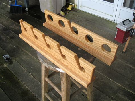Fishing-Rod-Holder-Woodworking-Plans