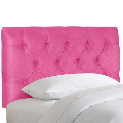 Fitchburg Microsuede Upholstered Headboard