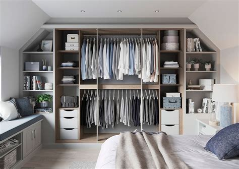 Fitted Wardrobe Designs UK