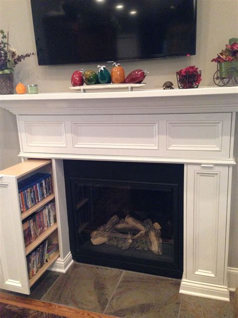 Fitting Fire Surround DIY Room Organization
