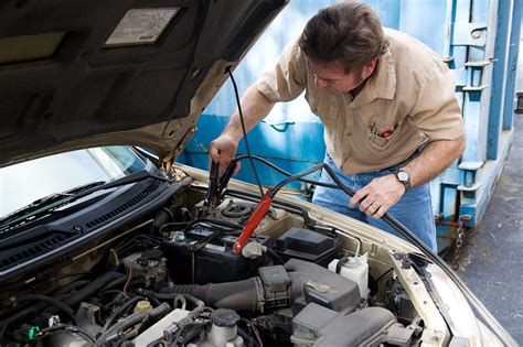 Fix Car Battery In Knoxville