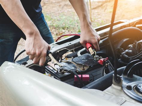 Fix Car Battery In Newport