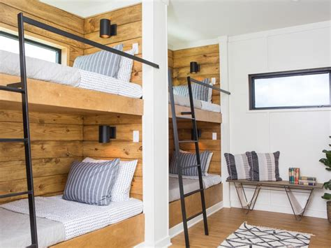 Fixer Upper Bunk Bed Plans