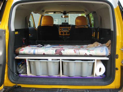 Fj-Cruiser-Bed-Platform-Plans